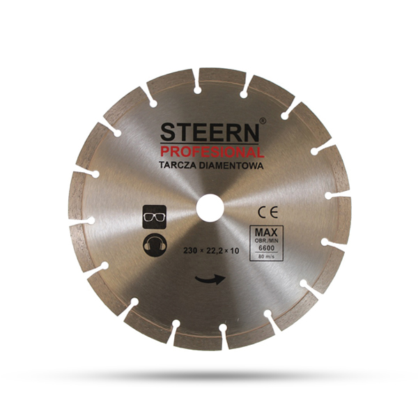 STEERN Professional 10 mm segment