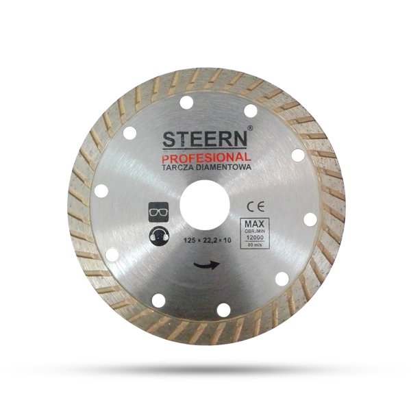 STEERN Professional 10 mm turbo